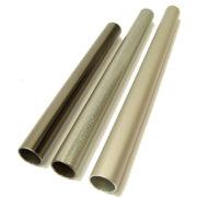 Stålrör och aluminiumrör