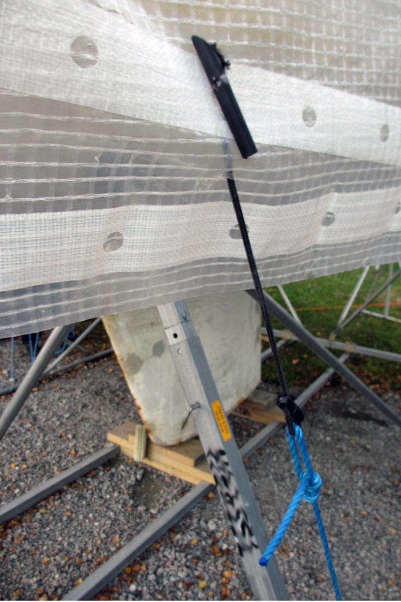 Kända Presenning SuperTarp Premium UV vit | Press & Son OF-46