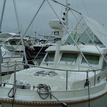 Grand Sturdy båttäckning