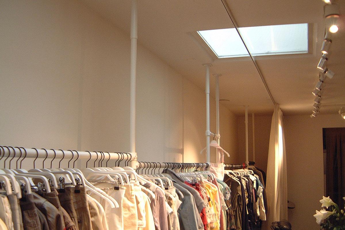 Kapprum och klädställningar Press& Son